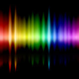 Colours spectrum Royalty Free Stock Photos