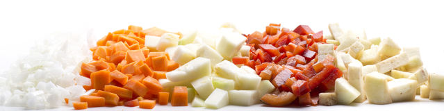 Colous various vegetables Royalty Free Stock Photos