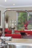 Colpetto di acqua. fotografie stock libere da diritti