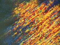 Colpi Colourful vibranti immagine stock libera da diritti