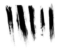 Colpi della spazzola Immagine Stock Libera da Diritti