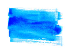 Colpi della spazzola fotografie stock libere da diritti