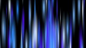 Colpi di luce blu illustrazione di stock