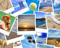 Colpi di vacanza Immagini Stock