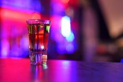 Colpo della bevanda fotografie stock libere da diritti