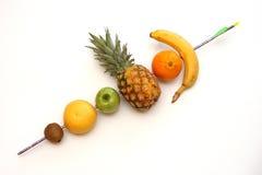 Colpo delle vitamine fotografie stock