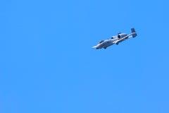 Colpo di fulmine A-10 Immagine Stock Libera da Diritti