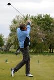 Colpo di golf Fotografia Stock