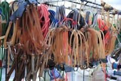 Colpo di imbracatura - strisce di gomma, Fotografie Stock
