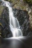 Colpo lungo di esposizione della cascata Fotografia Stock Libera da Diritti