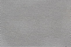 Colpo materiale di macro di struttura del pizzo nero della maglia Immagini Stock Libere da Diritti