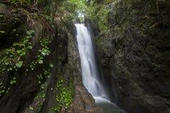 Colpo Pae Waterfall Fotografia Stock