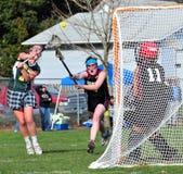 Colpo SL di Lacrosse Fotografia Stock Libera da Diritti
