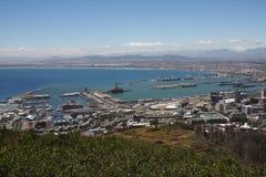 Porto di Cape Town Fotografia Stock Libera da Diritti