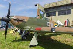 Colporteur Hurricane Mk 1 images stock