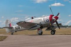 Colporteur Sea Fury FB-11 Photo stock