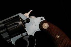 Colt Banker's-Special-Nahaufnahme Lizenzfreie Stockbilder
