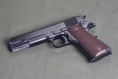 Colt government m1911 Stock Image