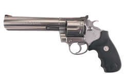 Colt Magnum royalty free stock photography