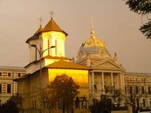 Coltea教会 图库摄影