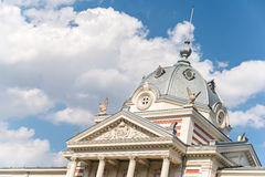 Coltea Hospital In Bucharest Royalty Free Stock Photos