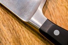 Coltello del cuoco unico della cucina Fotografia Stock Libera da Diritti