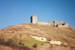 Coltesti Schloss Stockbild