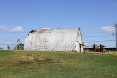 Coltivando Camera rurale fotografia stock libera da diritti