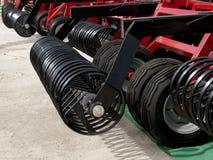 Coltivatore agricolo, attrezzatura dell'azienda agricola Fotografia Stock Libera da Diritti