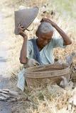 Coltivatore anziano Fotografia Stock Libera da Diritti
