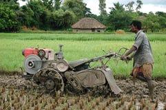 Coltivatore del villaggio Fotografia Stock Libera da Diritti