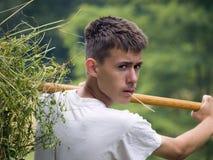 Coltivatore giovane Fotografie Stock Libere da Diritti