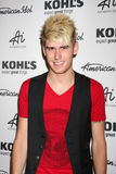 Colton Dixon arrives at the American Idol's  Stock Photo