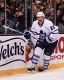 Colton Orr, Toronto Maple Leafs en avant Photos libres de droits