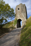 Colton's Gate at Dover Castle Stock Photos