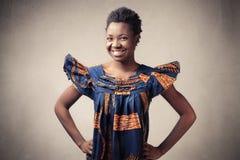 Coltura africana Fotografia Stock