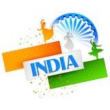 Coltura dell'India Fotografia Stock
