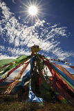 Coltura tibetana Immagine Stock Libera da Diritti