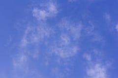 Coluds con cielo blu Fotografia Stock Libera da Diritti