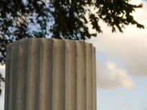 Colum grego foto de stock royalty free