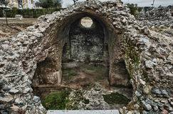 Mausoleum Ruins Stock Images