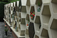 Columbarium Stockbilder