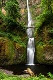 columbia падает река Орегона multnomah gorge стоковые фотографии rf
