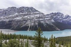 Columbia Britânica de Canadá Foto de Stock Royalty Free