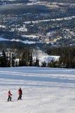 Columbia Britannica di Whistler del lago alta Fotografia Stock Libera da Diritti