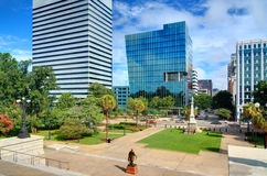 Columbia Cityscape royalty free stock photography