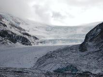 columbia glaciär Royaltyfria Foton