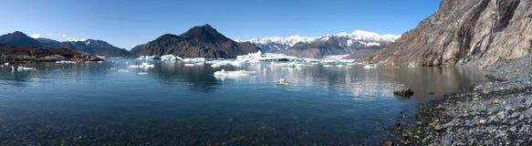 Columbia Glacier Stock Image
