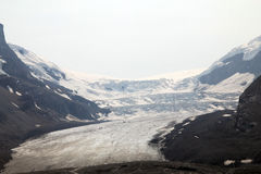 Columbia Glacier Royalty Free Stock Image