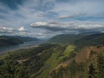 Columbia Gorge stock images
